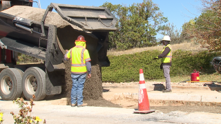 Pot Hole Fixes in Castle Pines