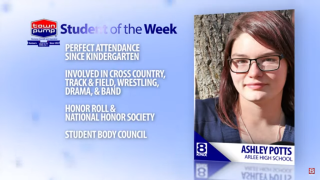 Student of the Week: Ashley Potts