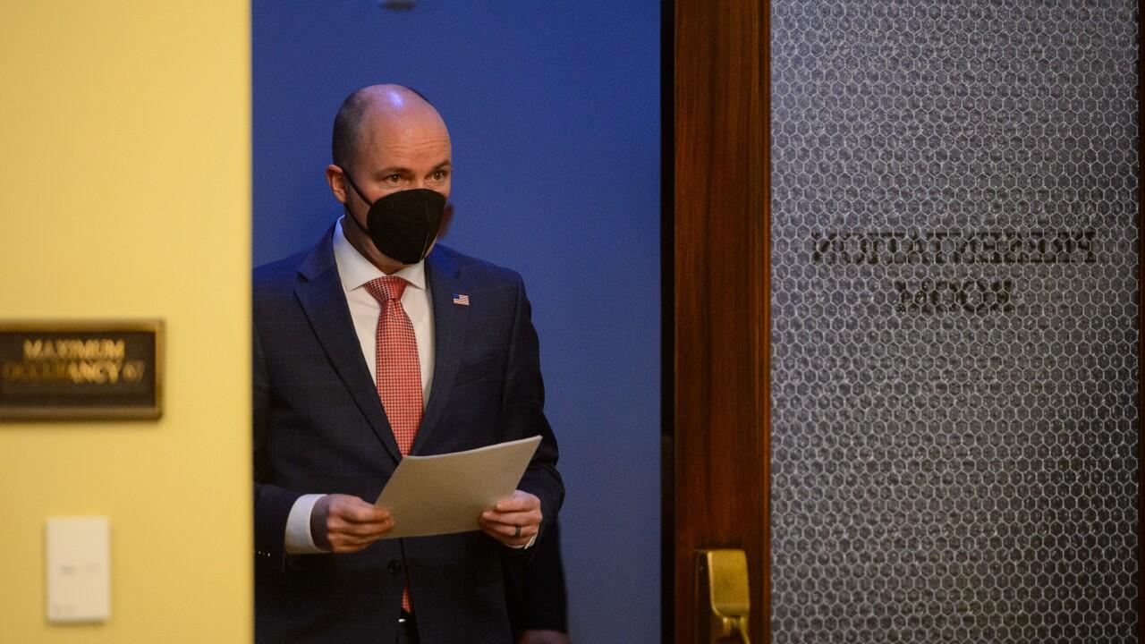 Governor Cox COVID briefing