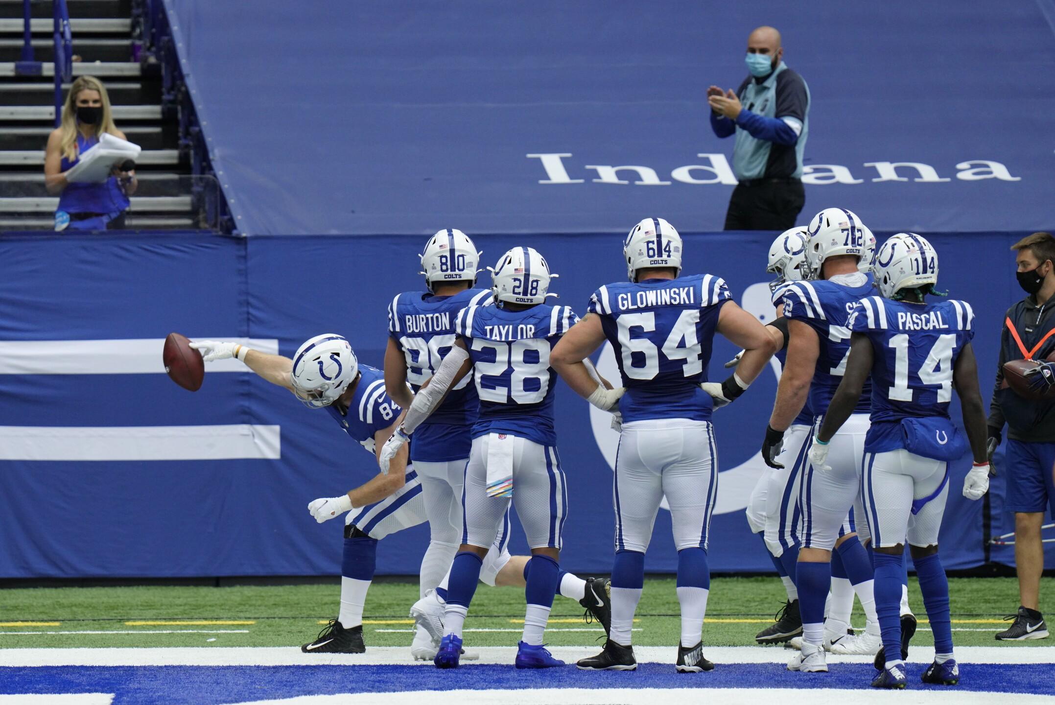 Bengals Colts Football