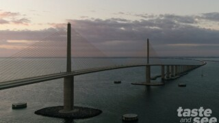 Inaugural Skyway 10k lets you run across the famous bridge for a good cause