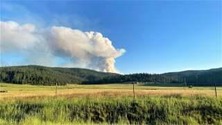Dixie Idaho Fire