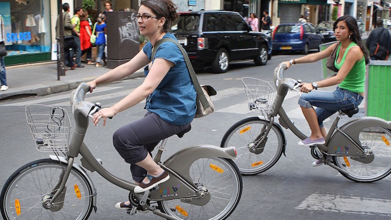 'Dockless' bikes could be coming to the US