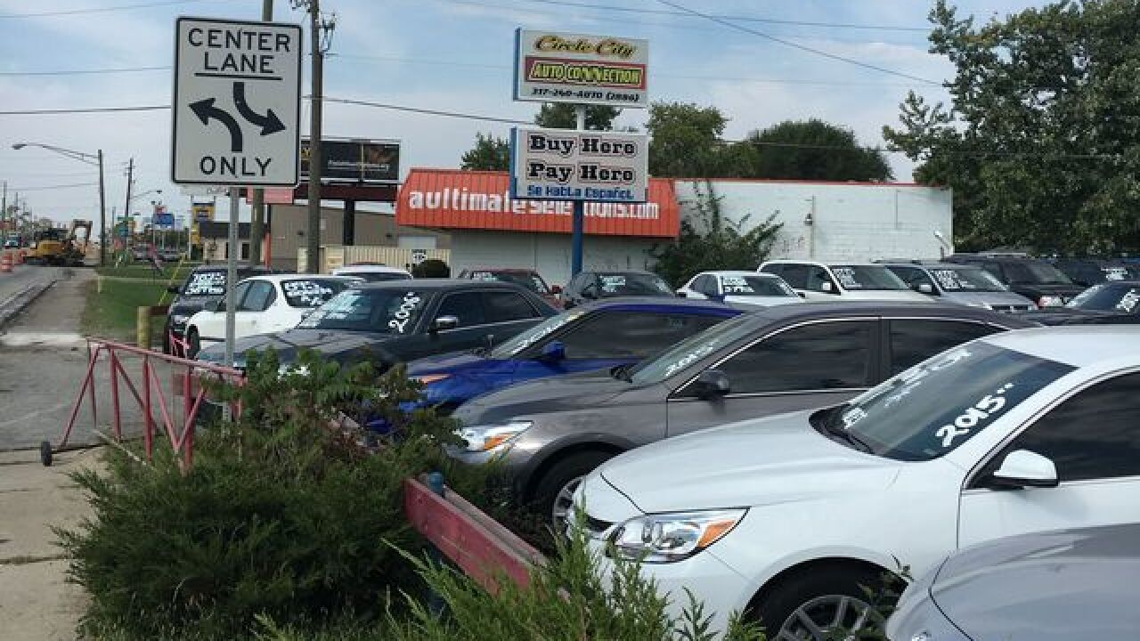 CALL 6: Auto dealers charged in tax evasion case