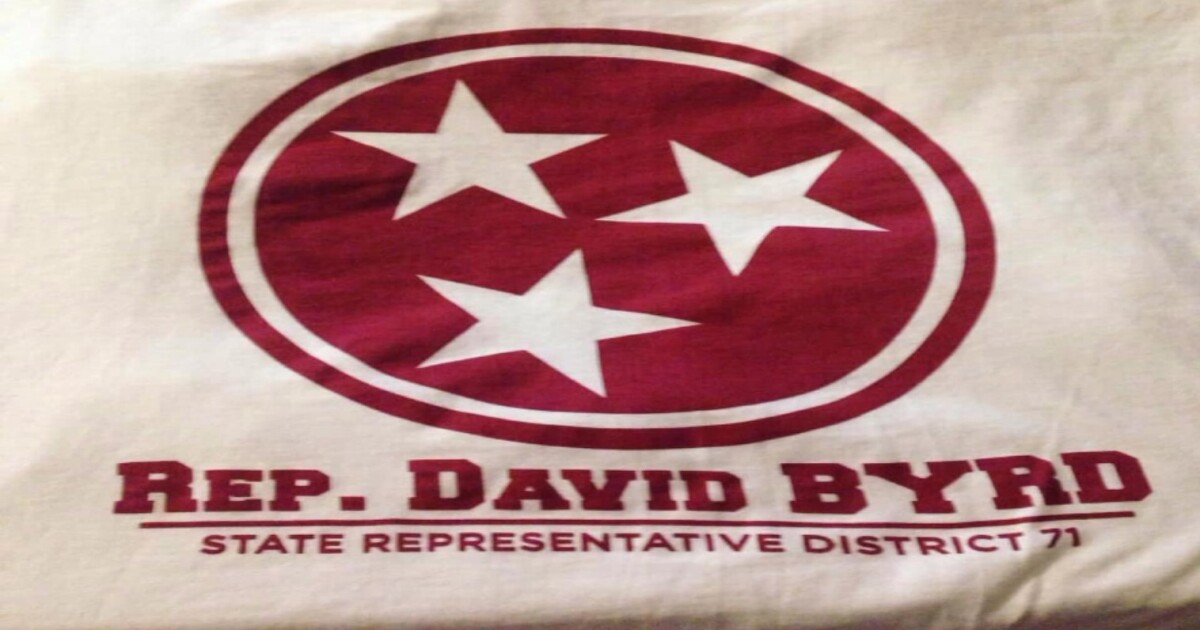 Byrd shirts handed out at high school, sparking outrage