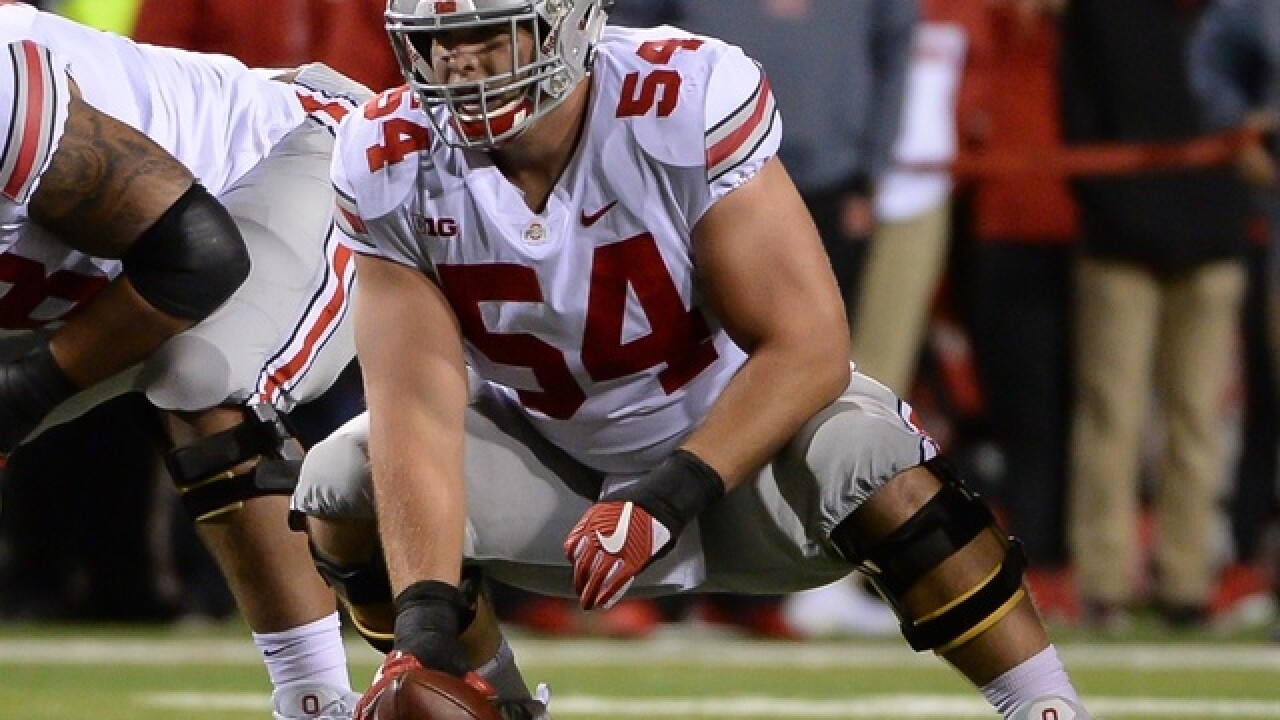 Cincinnati Bengals select Billy Price of Ohio State in first round of 2018 NFL draft