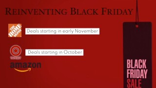 Stores making changes to Black Friday due to COVID-19 pandemic
