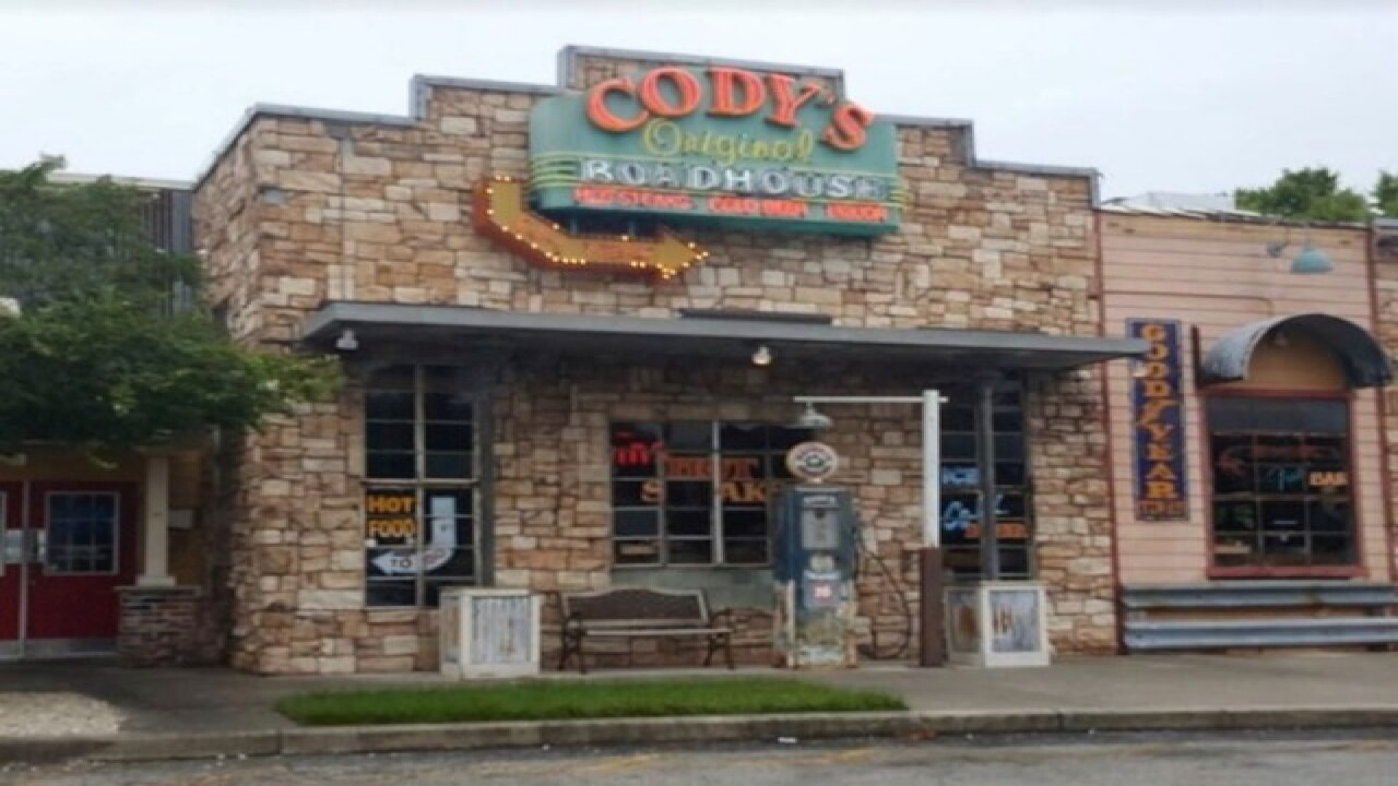 Dirty Dining: Cody's closed for live roaches