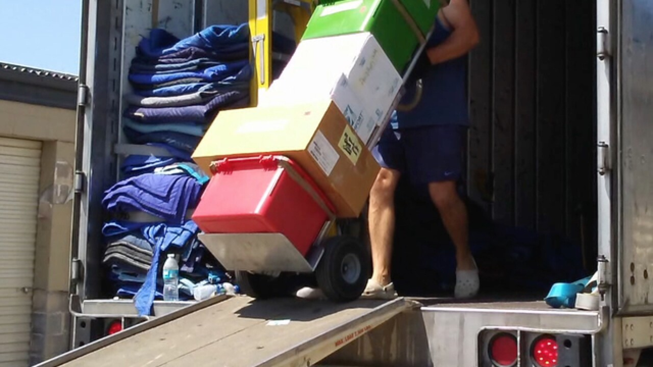 Local victims cope with alleged rogue movers