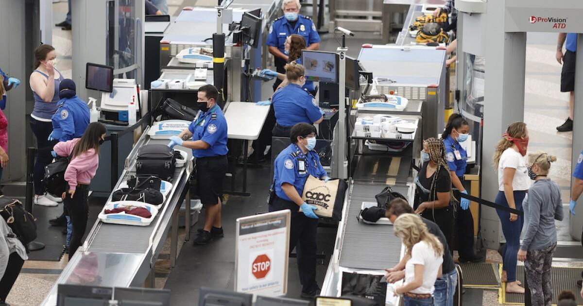 TSA hiring at Buffalo, Syracuse, Albany airports with $500 bonus offered