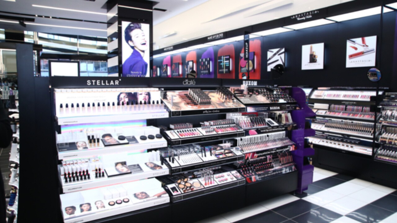 New Sephora warehouse in North Las Vegas