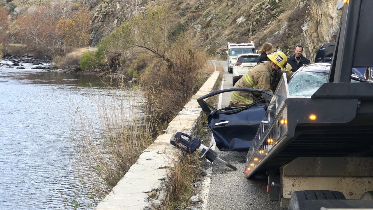 Fatal Accident on Highway 178, December 20, 2019