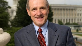 Sen. Jim Risch slows budget bill in fight over forest name