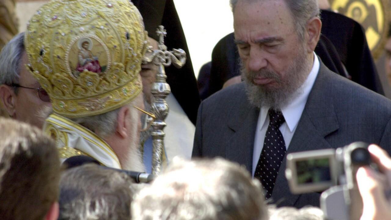 Fidel Castro, former leader of Cuba, dead at 90