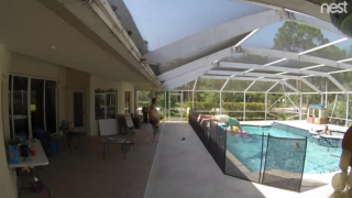 Video: 'Superman strength' dad in Florida saves son from possible drowning