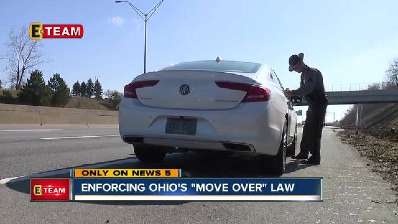 After deaths on I-90, are drivers moving over?