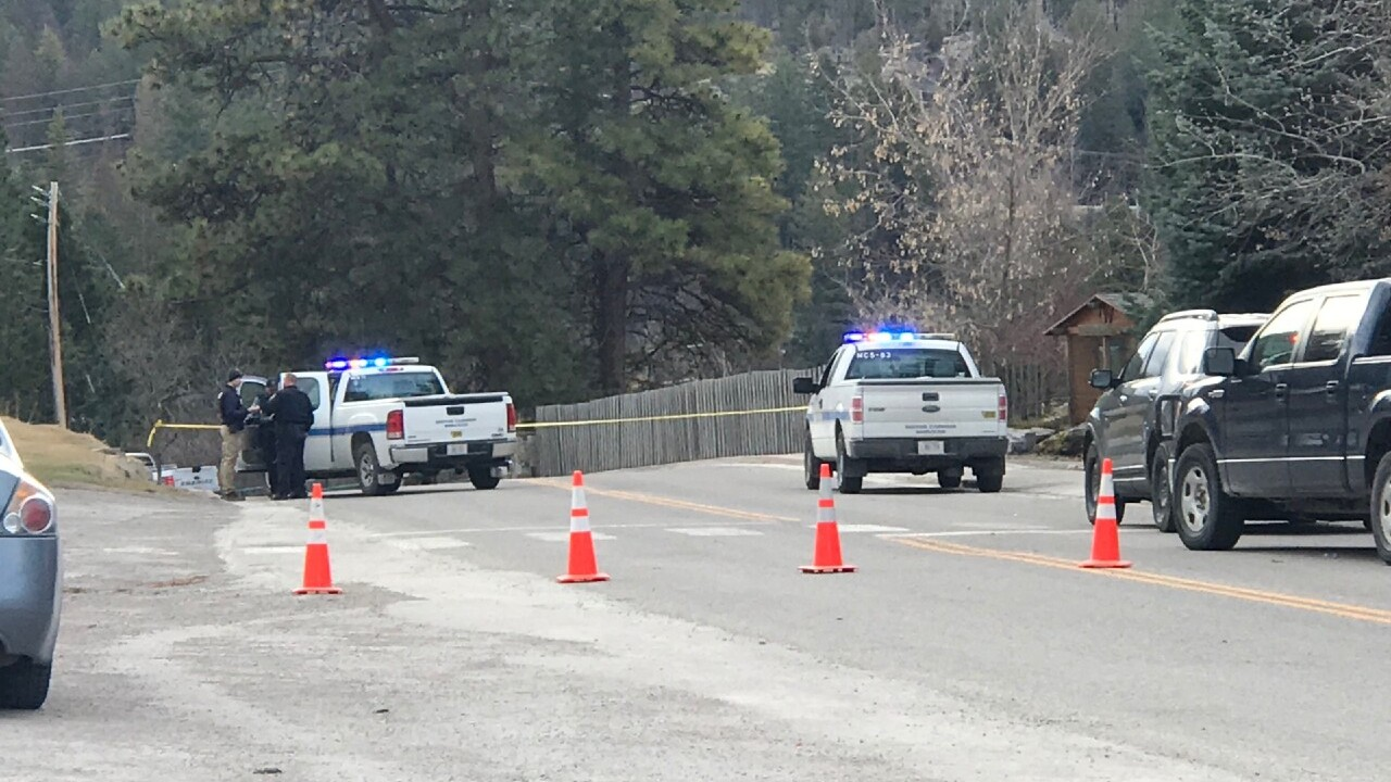 """Officer involved shooting"" investigated in Bigfork"