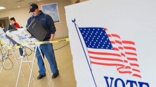 Poll shows voters heavily undecided in Democratic gubernatorial primary