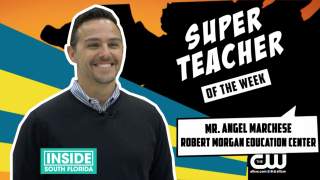 Super Teachers: Mr. Angel Marchese