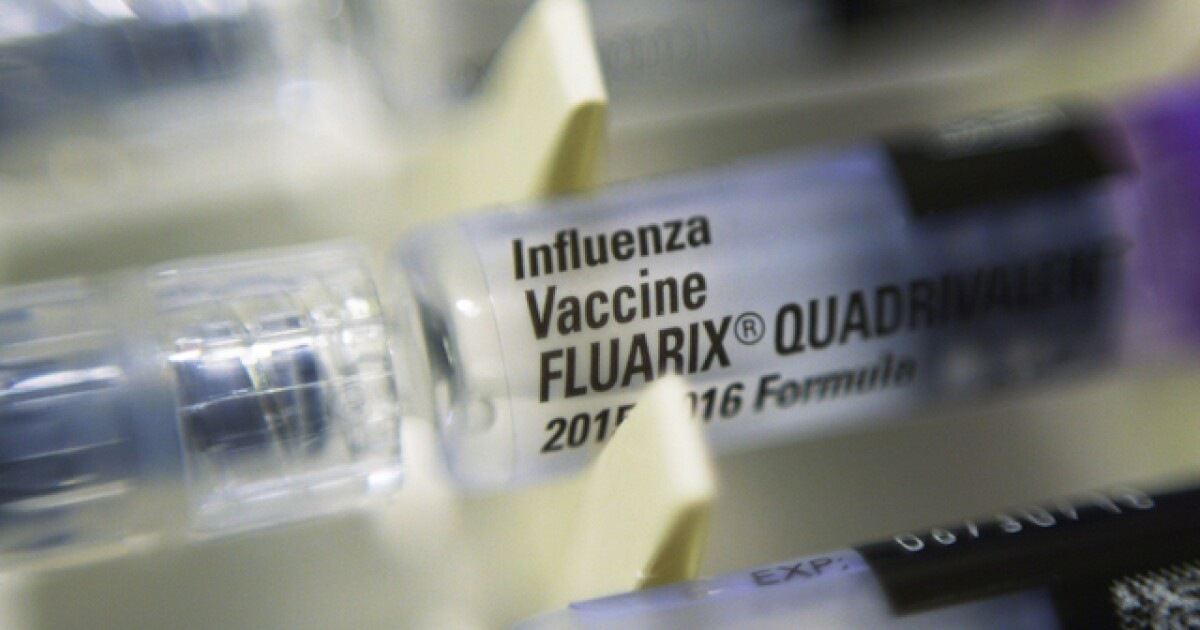 San Diego woman dies from flu