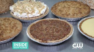 Get Your Thanksgiving Pies from Fireman Derek's BakeShop