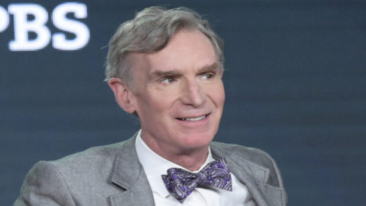 'Science Guy' Bill Nye Posts Viral TikTok Videos About Face Masks