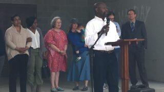 Mayor Collins seeks re-election