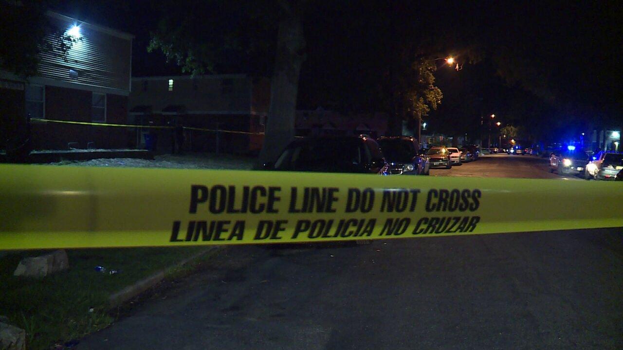 Man killed in early morning Richmondshooting