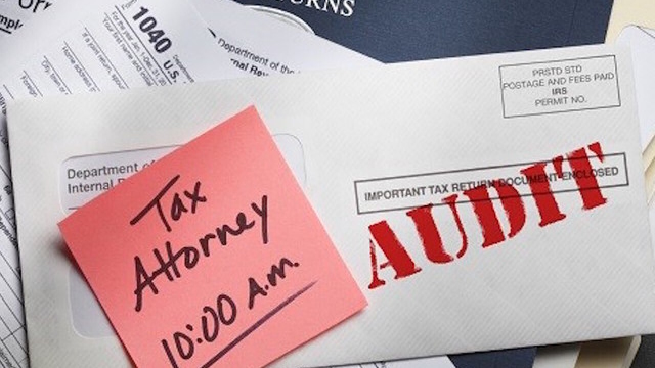What to do if you are audited by the IRS