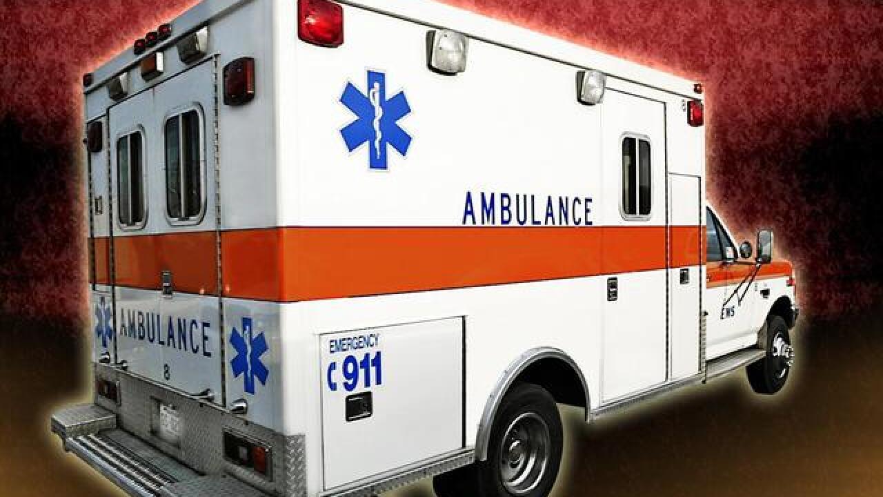 Motorcycle crash injures one on U S  41