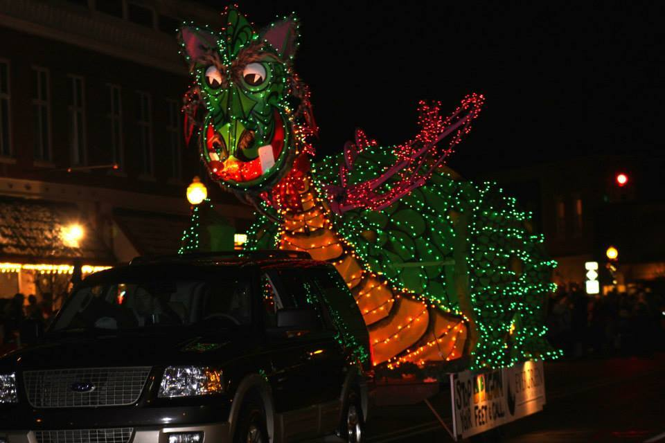 Williamston Holiday Light Parade