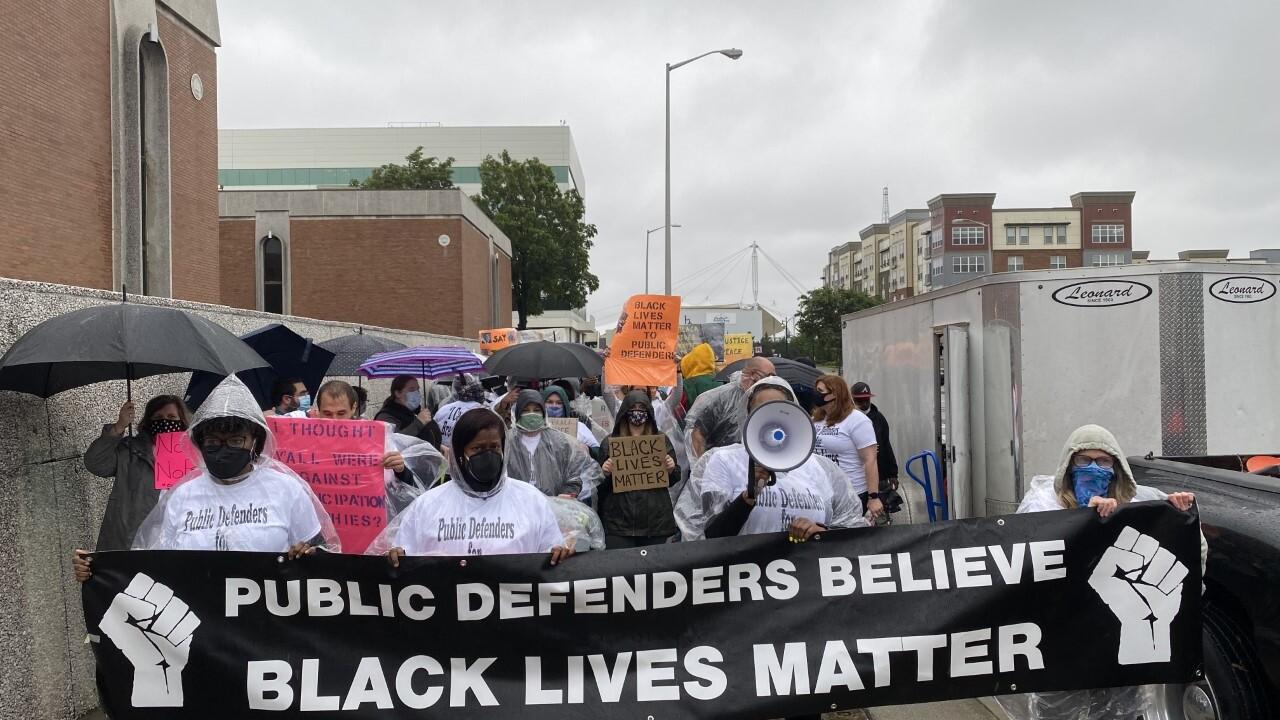 Public Defenders For Black Lives