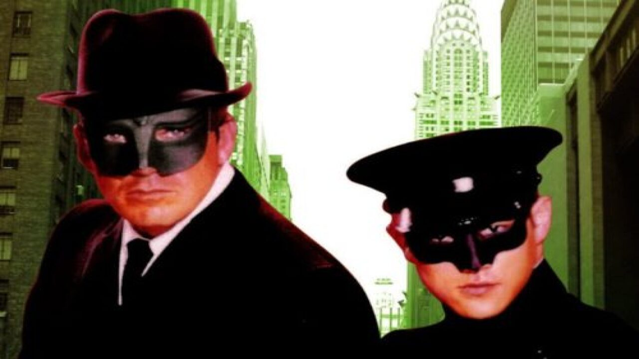 1960s Superhero Classic 'The Green Hornet' Is Getting A Reboot