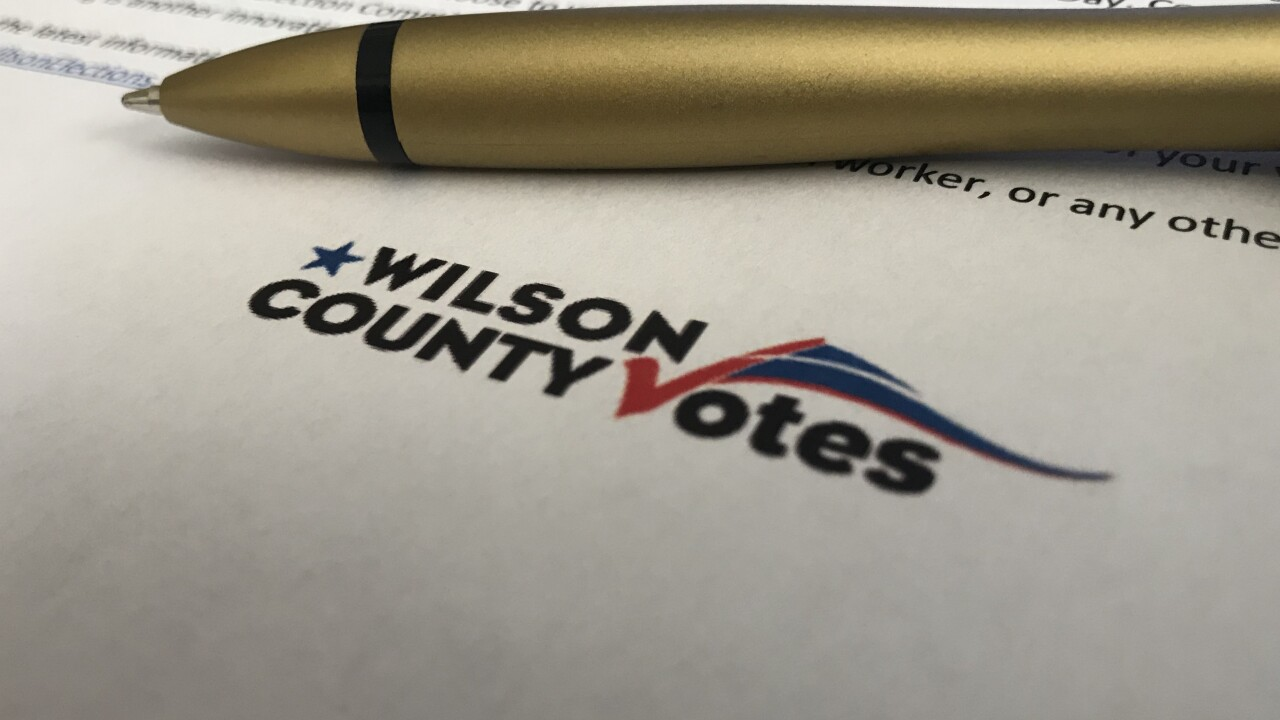 Wilson County Election