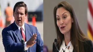 Gov. Ron DeSantis vs. Agriculture Commissioner Nikki Fried