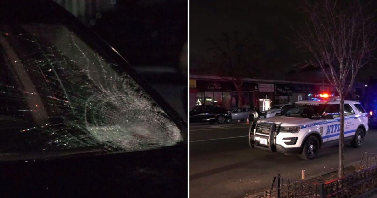 74-year-old woman struck, injured in Queens: cops