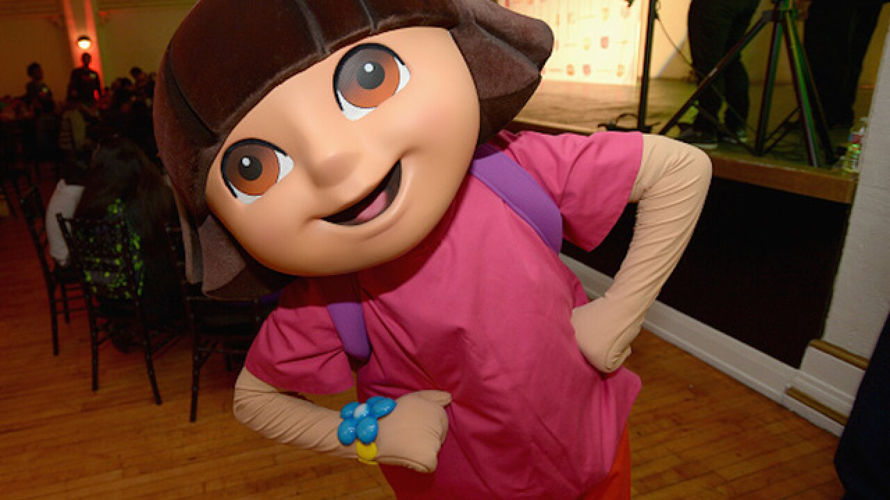 Lawsuit: 'Dora the Explorer' actress was caught vaping, given special treatment