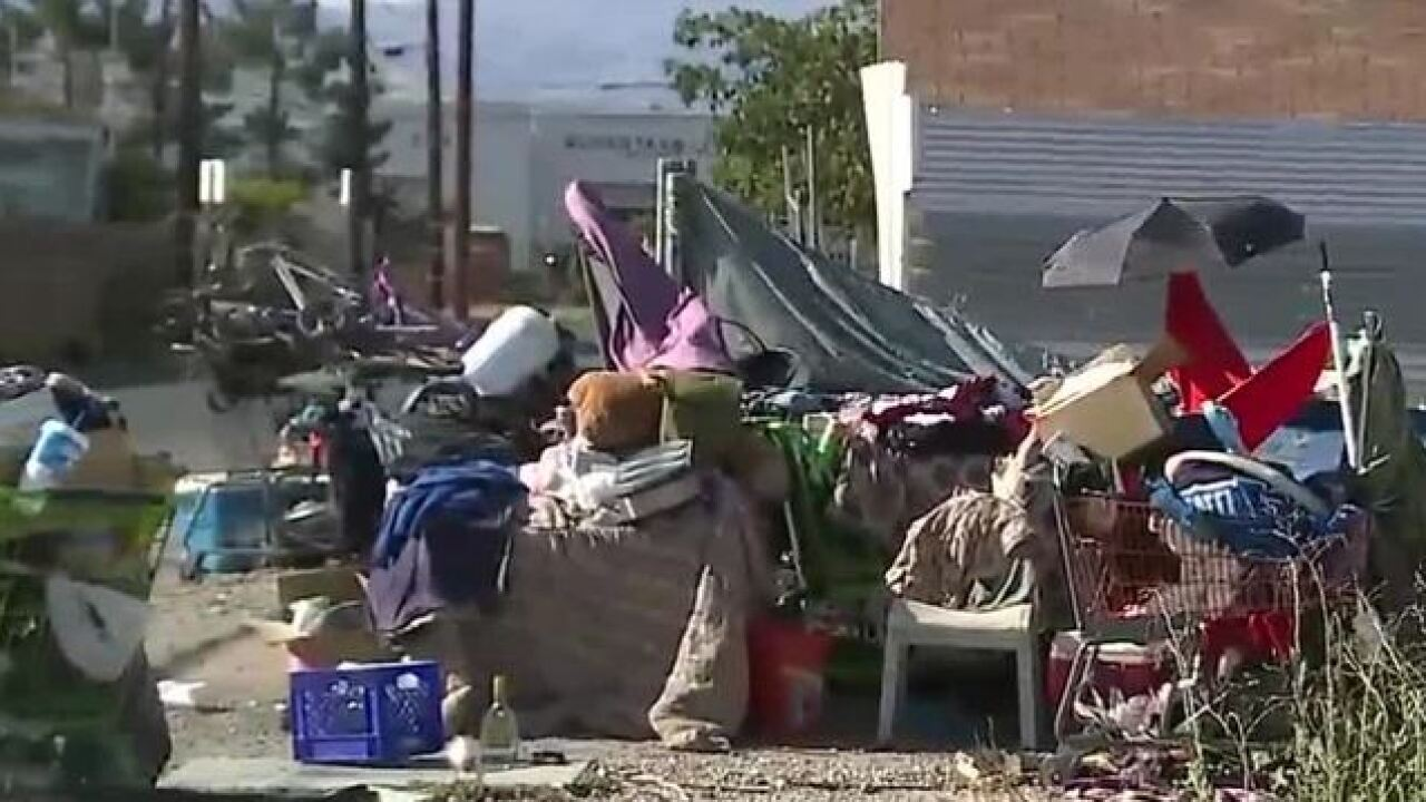 Neighbors say homelessness is driving them crazy