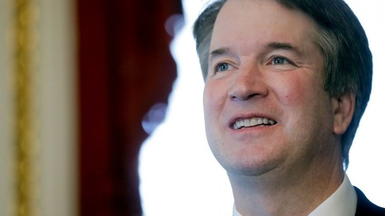 Brett Kavanaugh: Trump's SC pick tells senator that Roe v. Wade is settled law