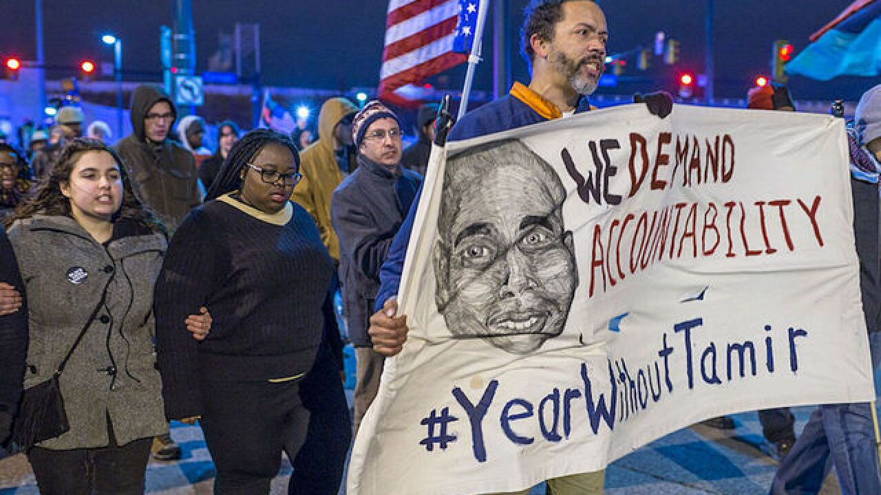 Officer who shot fatally 12-year-old Tamir Rice hired by small police department in Ohio