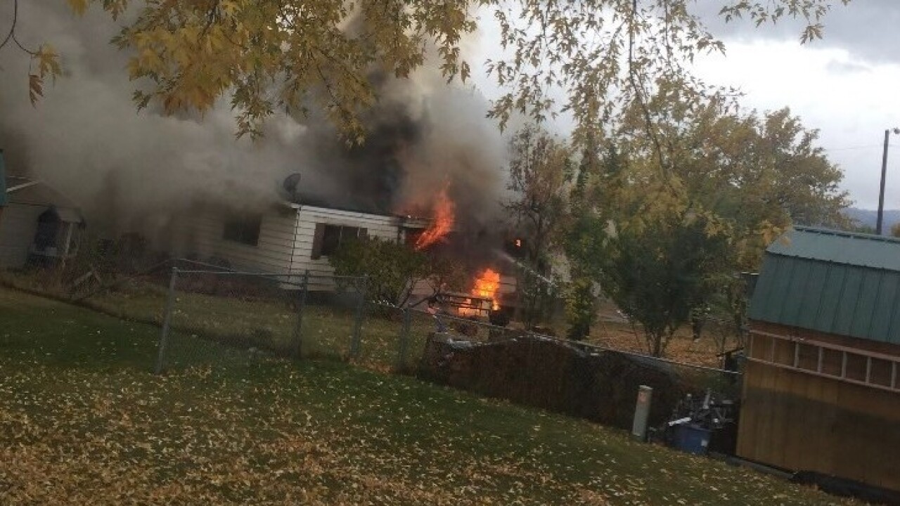 Family looks to pick up pieces after Missoula home fire