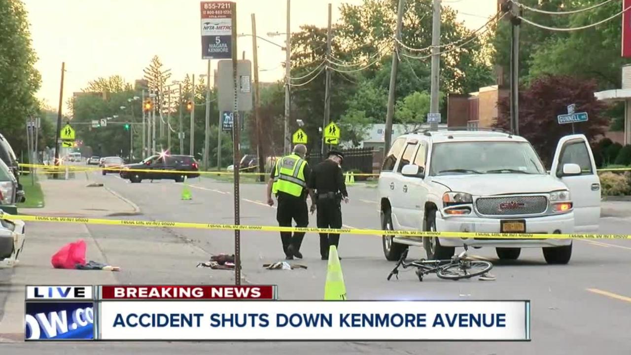 Kenmore Ave. Bike vs Car