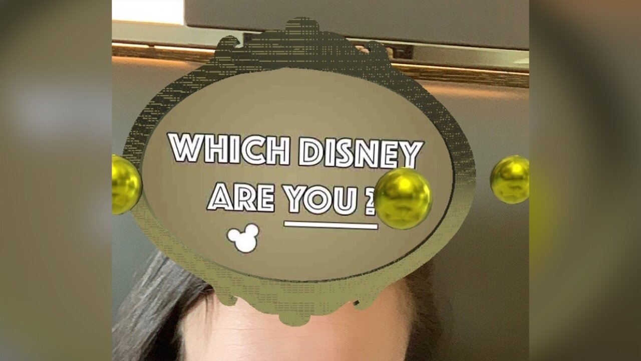 Here's how to find out what Disney character you are on Instagram