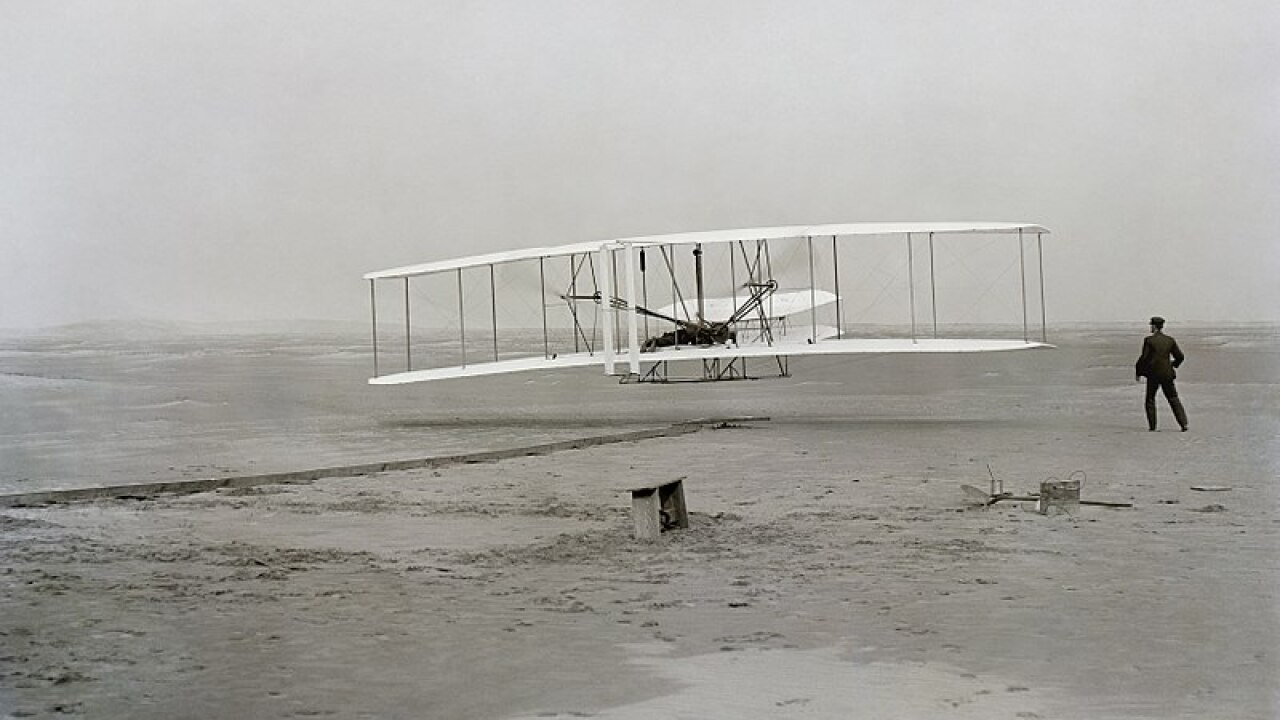 President Trump proclaims December 17 as Wright Brothers Day