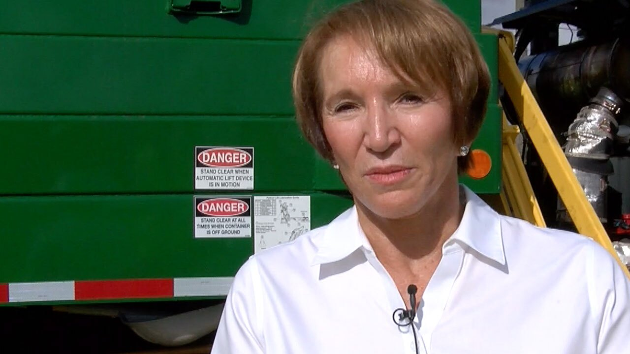 Dawn McCormick of Waste Management