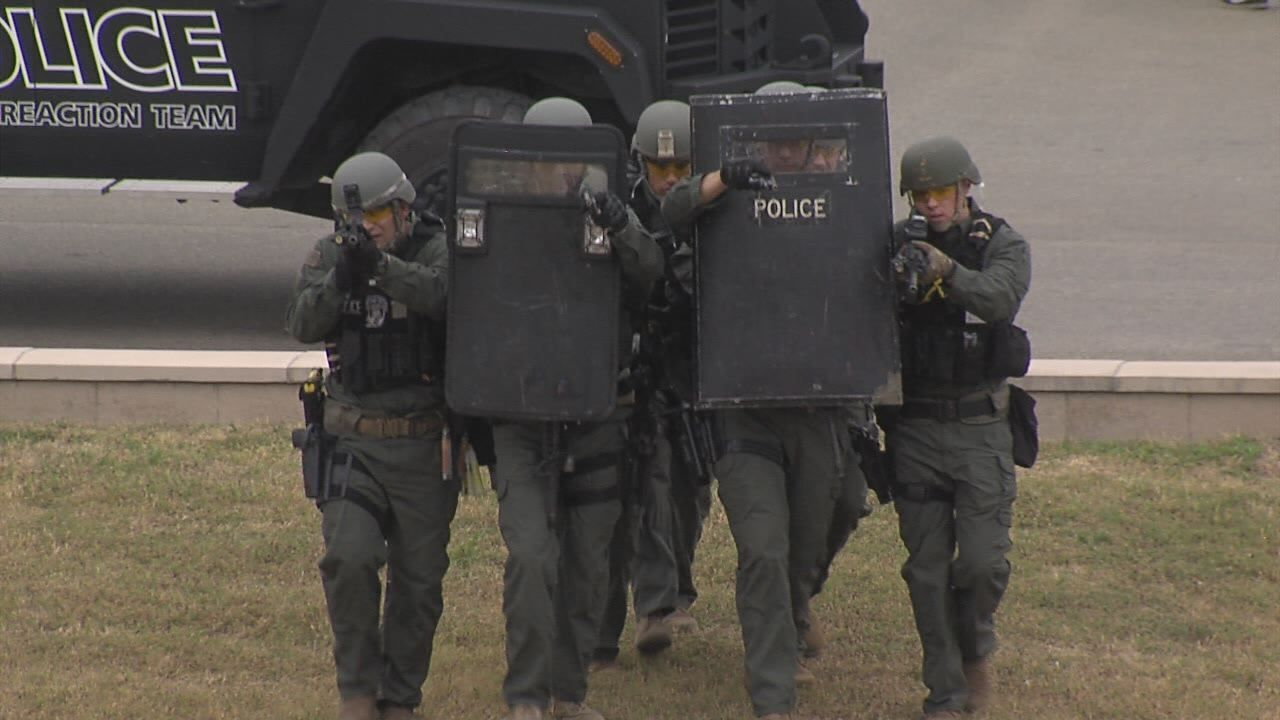 Fort Hood conducts active shooter training