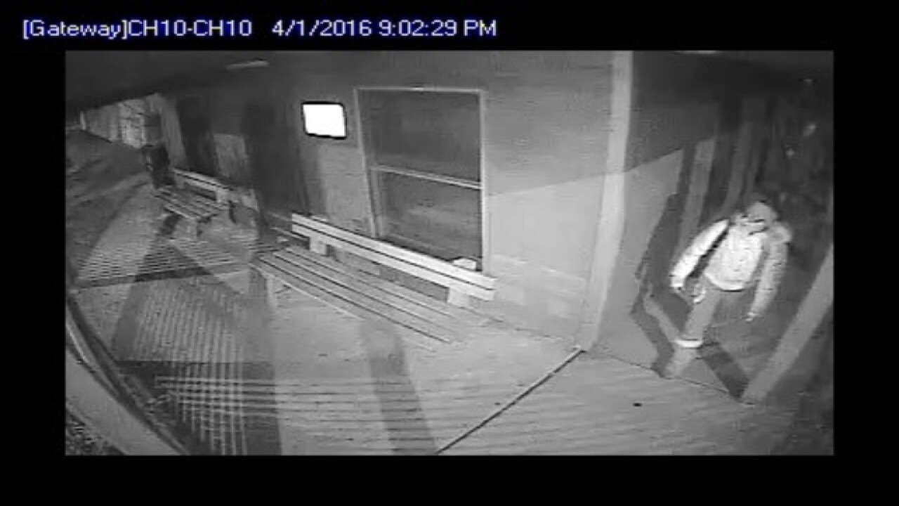 Tonawanda Police look for office vandals