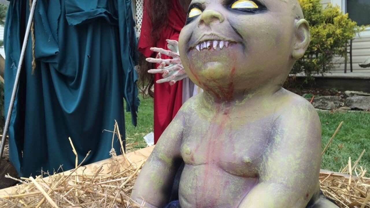Township: Zombie Jesus, nativity scene can stay