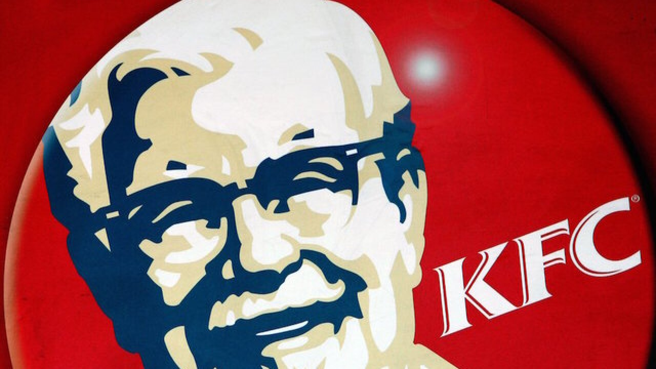 KFC to send chicken sandwich to space, really!