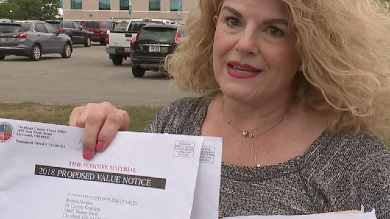 Cuyahoga residents demand reappraisal extension